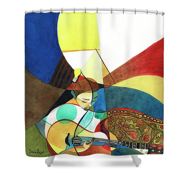 Finding Chords Shower Curtain