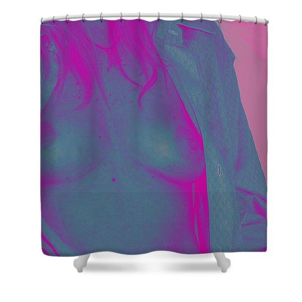 Fine Nude Art Shower Curtain