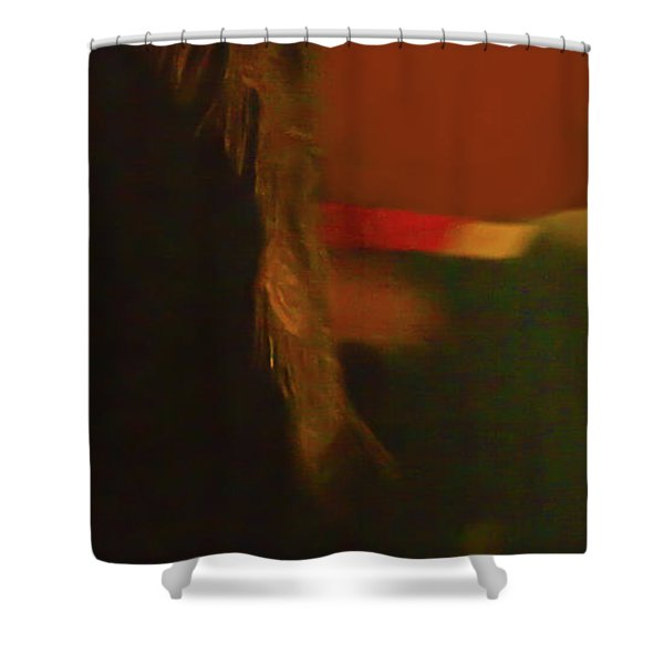 Shower Curtain featuring the photograph Flamenco Series 2 by Catherine Sobredo