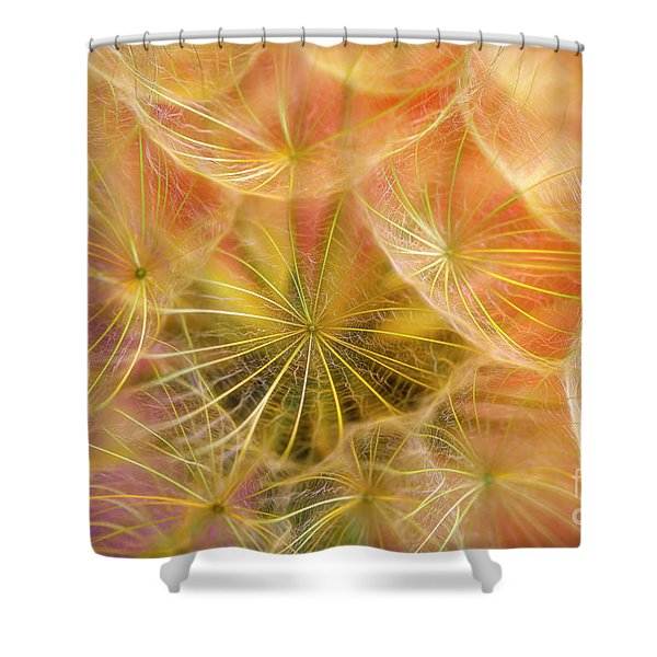 Flowering Over 2 Shower Curtain