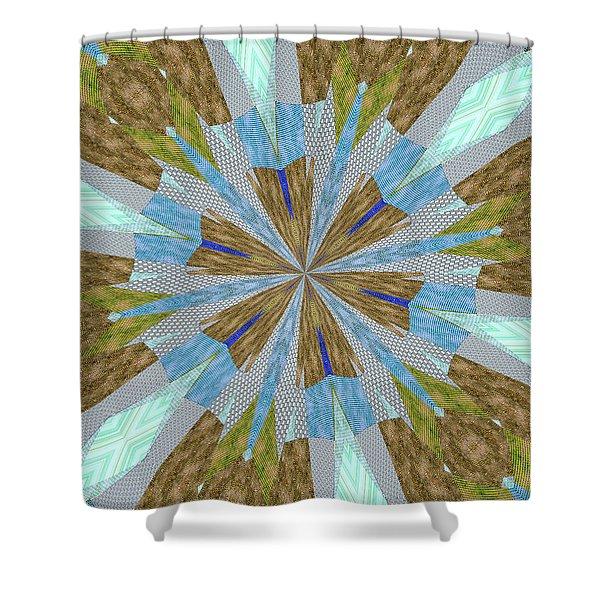Flowers 65 Shower Curtain