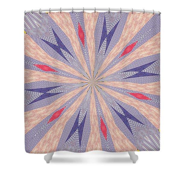 Flowers 67 Shower Curtain