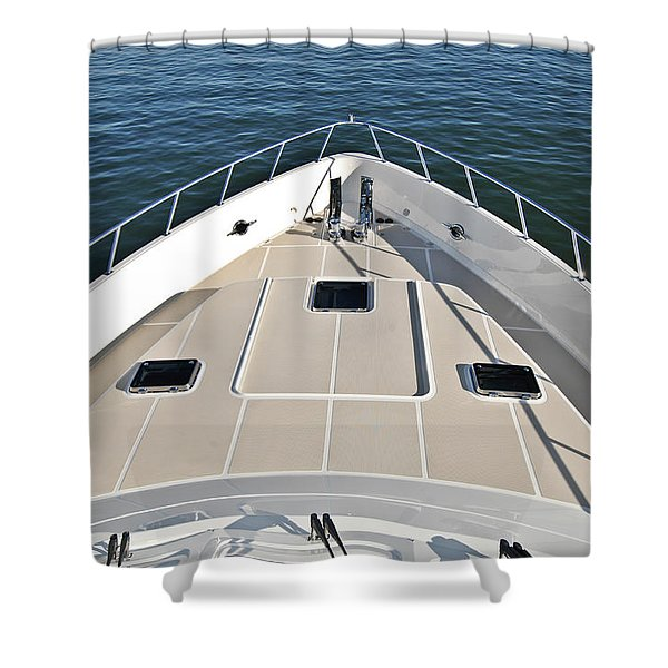 Fore Deck Shower Curtain