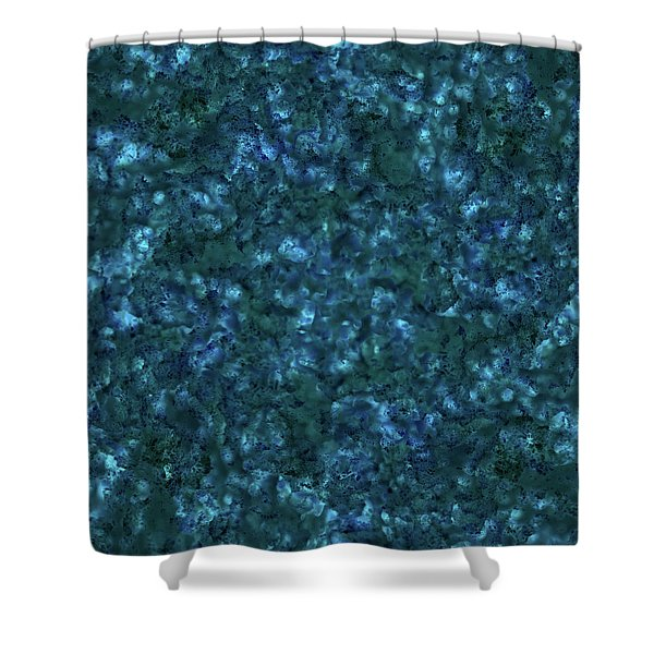 Forest Canopy 3 Shower Curtain