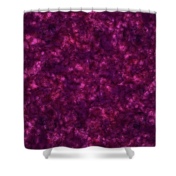 Forest Canopy 1 Shower Curtain