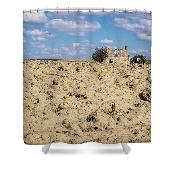 Forgotten  Shower Curtain