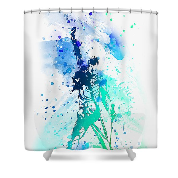 Freddie Shower Curtain