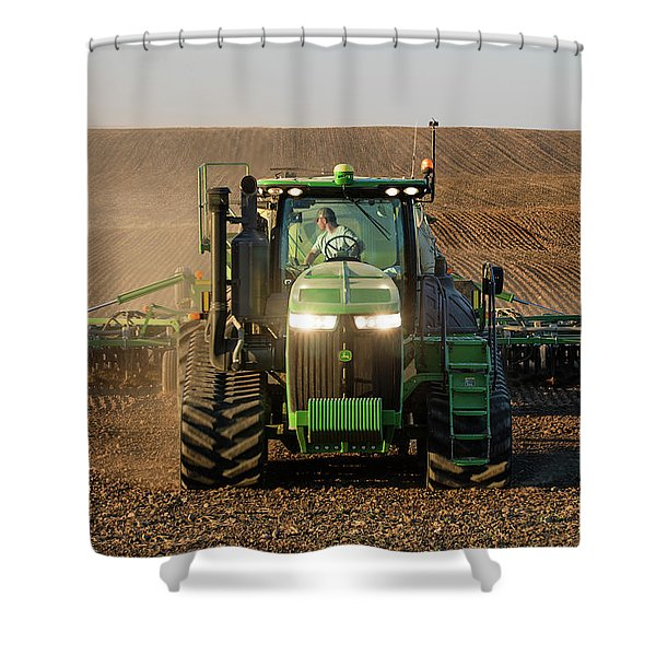 Full Frontal Shower Curtain