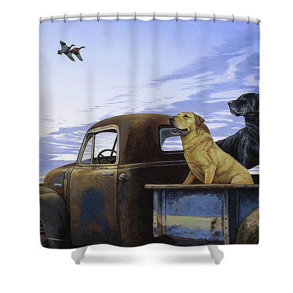 Full Load Shower Curtain