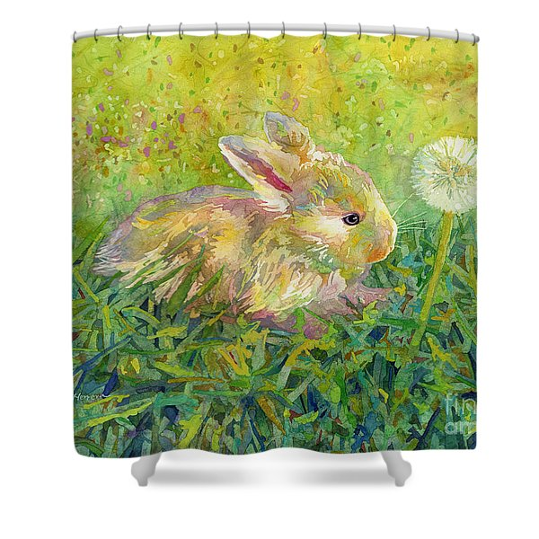 Gentle Wish Shower Curtain
