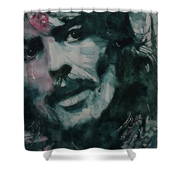 George Harrison - All Things Must Pass Shower Curtain