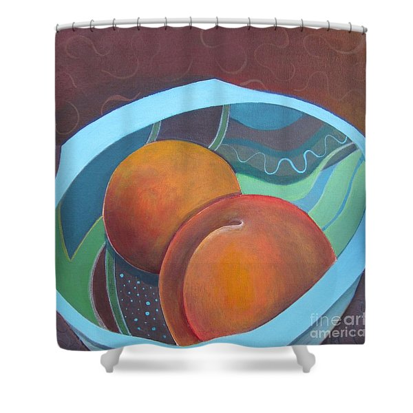 Gifted By Nature Shower Curtain