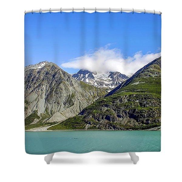 Glacier Bay 2 Shower Curtain