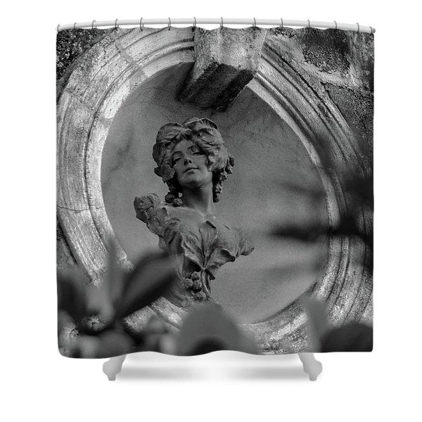 Goddess Unknown Shower Curtain