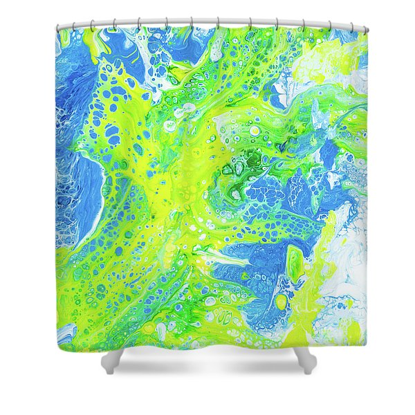 Good Day In Maui Shower Curtain