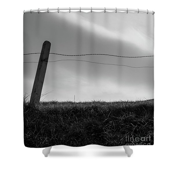 Staking Claims Shower Curtain