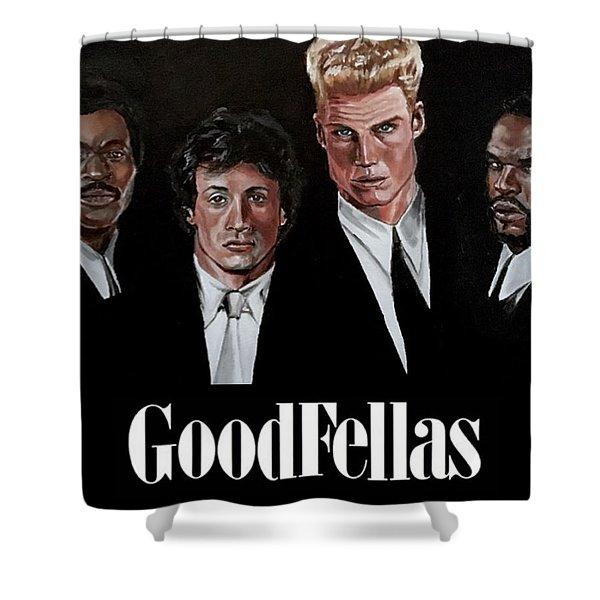 Goodfellas - Champions Edition Shower Curtain