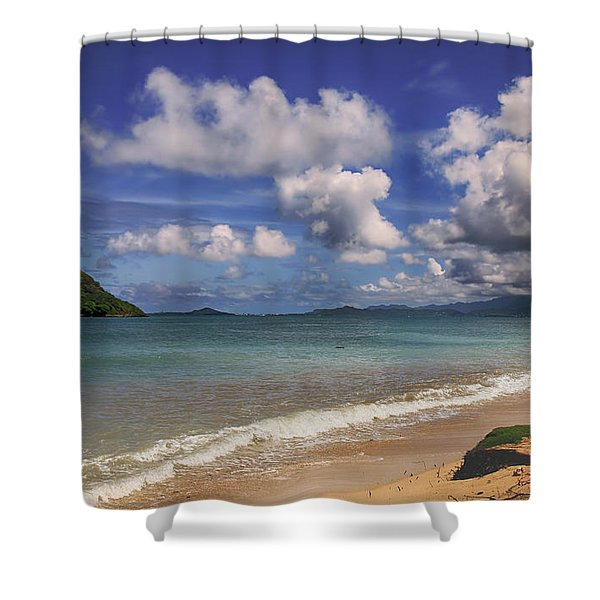 Grace For The Moment Shower Curtain