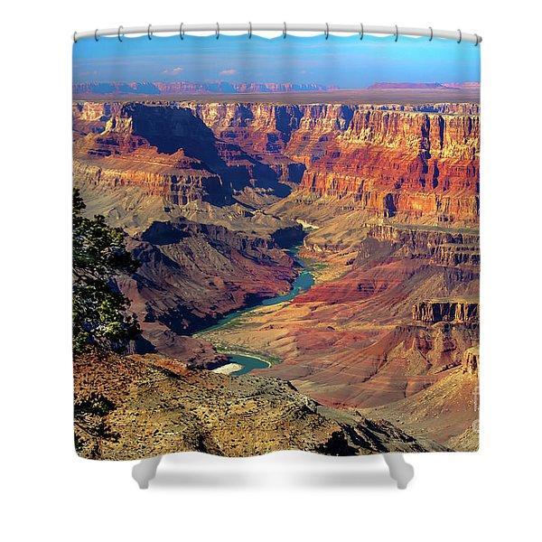 Grand Canyon Sunset Shower Curtain