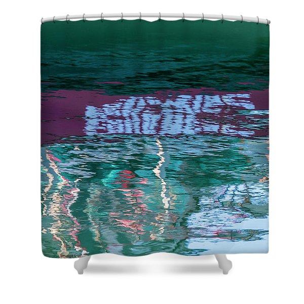 Greener Pastures Shower Curtain