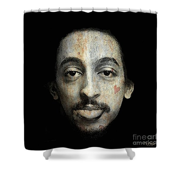 Gregory Hines Shower Curtain