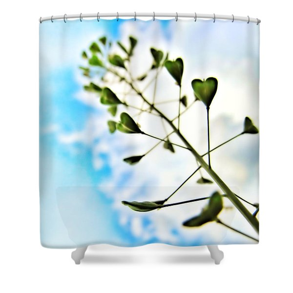 Growing Love Shower Curtain