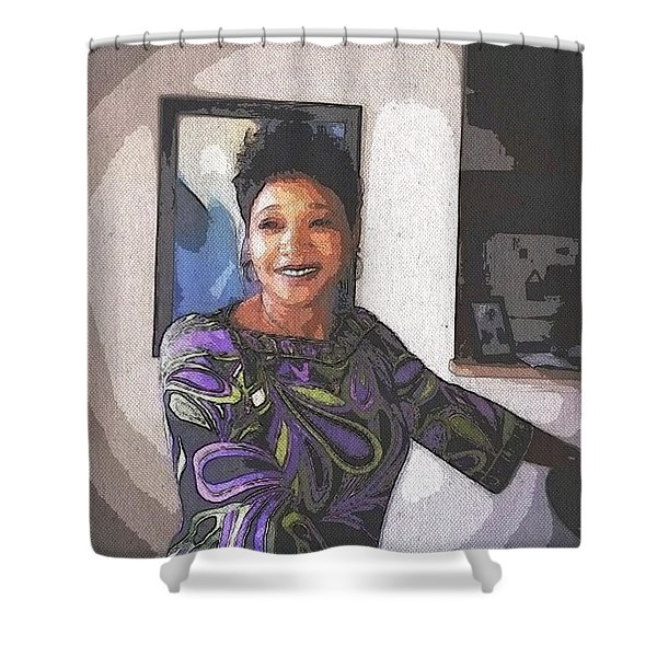 GSF Shower Curtain