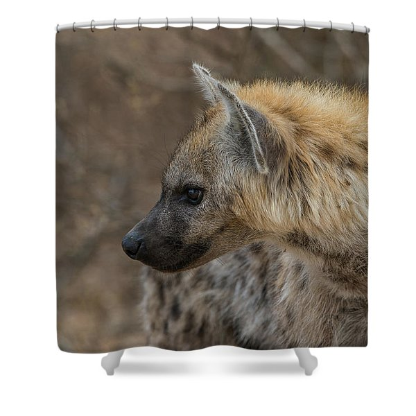 Shower Curtain featuring the photograph H1 by Joshua Able's Wildlife