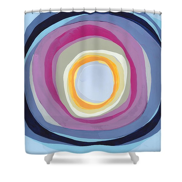 Hang Cool Shower Curtain