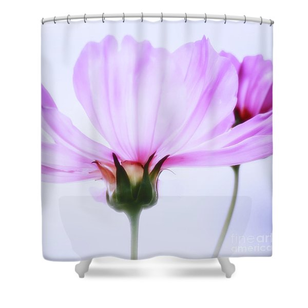 Happy All The Day Shower Curtain