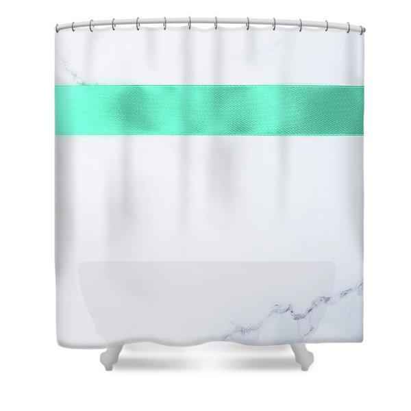 Happy Holidays I Shower Curtain