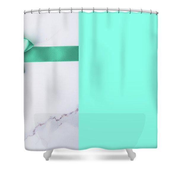 Hello Holiday Iv Shower Curtain