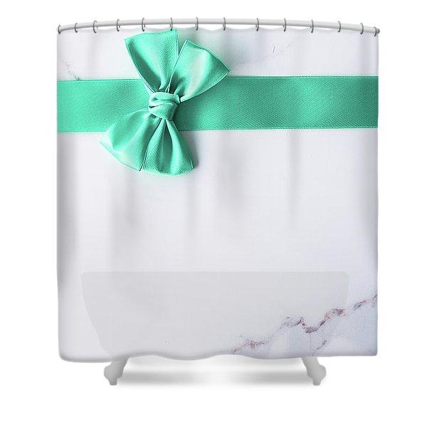 Happy Holidays Iv Shower Curtain