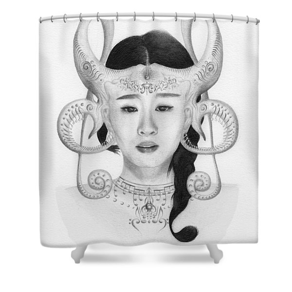 Harmony - Artwork Shower Curtain