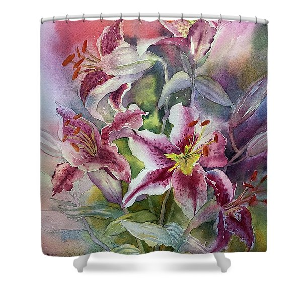 Heaven Scent Shower Curtain
