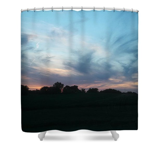 Heavenly Inspiration Shower Curtain