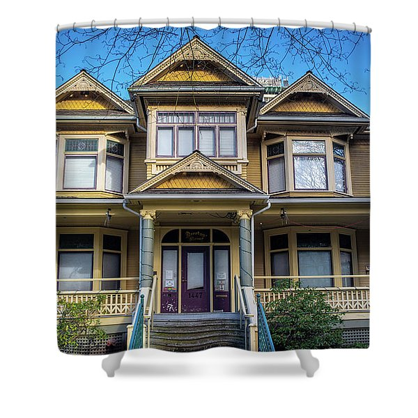 Heritage House Shower Curtain