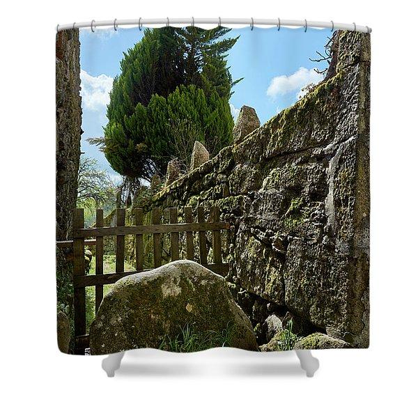 Hidden Details Of Bainte Shower Curtain