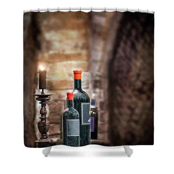 Hidden Treasures Shower Curtain