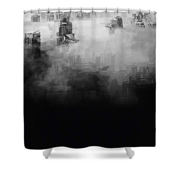 High Society Shower Curtain
