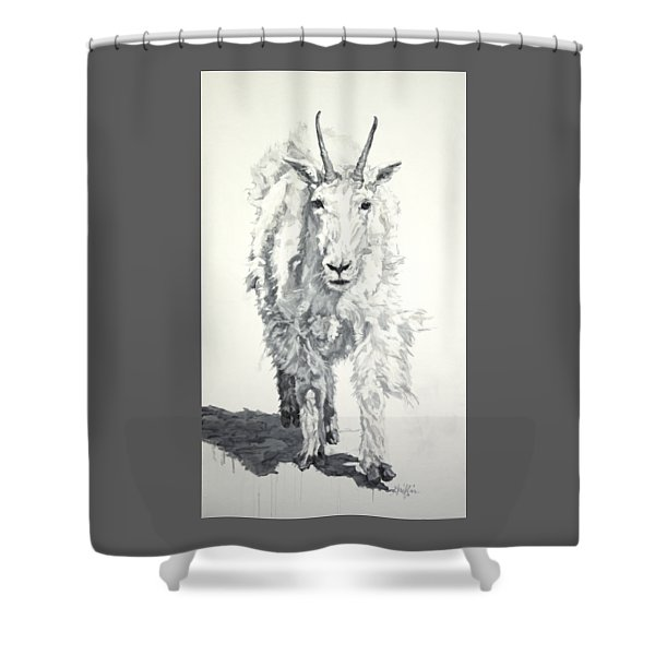 Highlander Shower Curtain