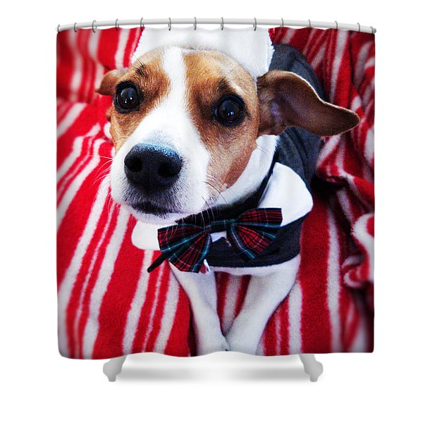 Holiday Jack Shower Curtain