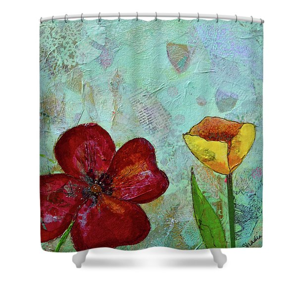 Holland Tulip Festival IIi Shower Curtain