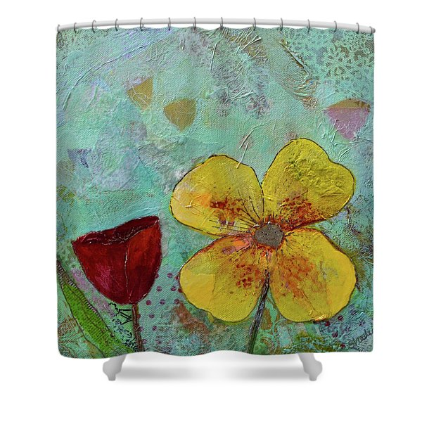 Holland Tulip Festival Iv Shower Curtain