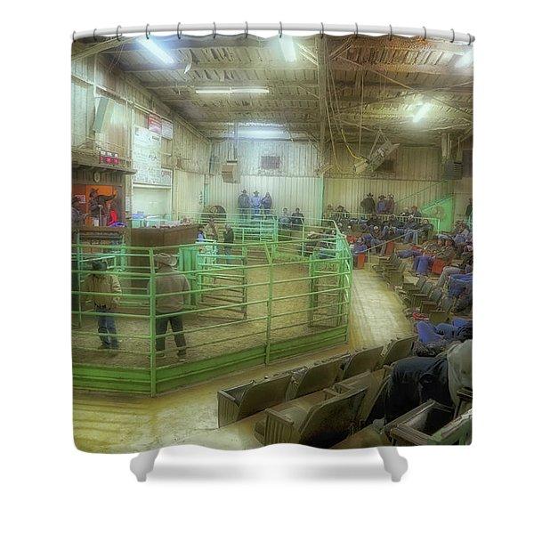 Horse Sale Shower Curtain