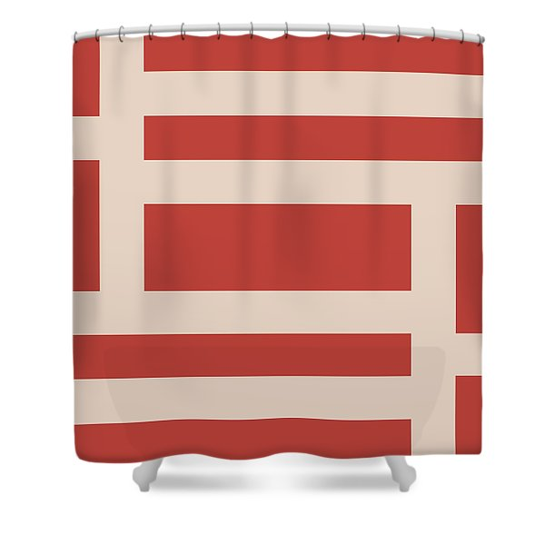 Humans Shower Curtain