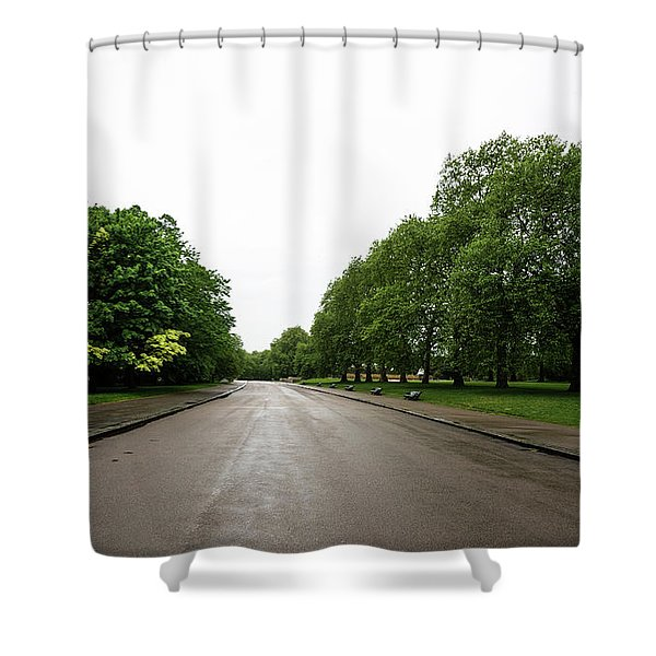 Hyde And Seek Shower Curtain