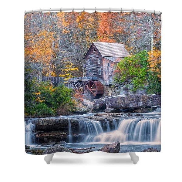 Iconic Shower Curtain