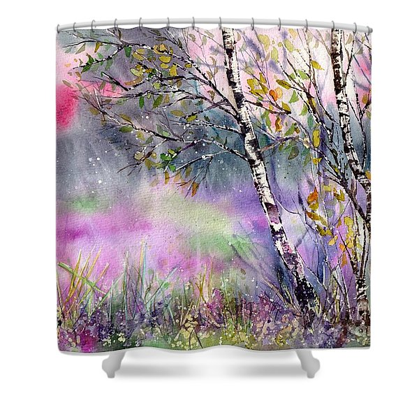 Idyllic Meadow Shower Curtain