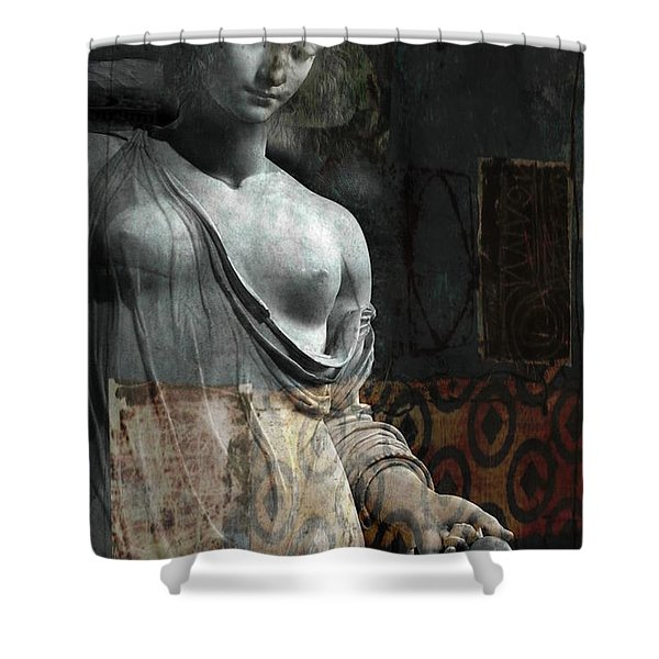 If Not For You - Statue Shower Curtain